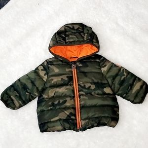 Baby Gap Infant Camo Jacket